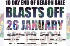BBC / Ice Cream End Of Season Sale
