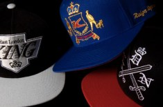 King x Starter Black Label Snap Back Caps
