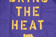 Undefeated 'Bring The Heat' T-Shirt Range