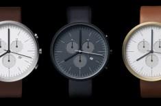 Uniform Wares 300 series chronograph watches