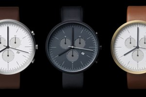 Uniform Wares 300 series chronograph watches
