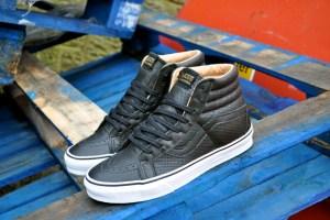 Vans California Sk8-Hi CA (Black/Black)