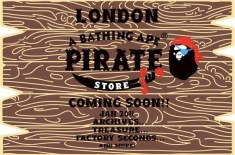 BAPE PIRATE STORE // LONDON