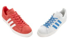 Adidas Campus 80s (Red/White & White/Blue)