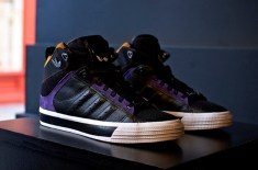 Adidas Originals x Snoop Dogg – Freemont Mid (Black/Purple/Yellow)