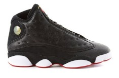Air Jordan XIII 'Playoff' (Black/White/Red)