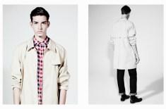 bStore x Baracuta SS11 jackets