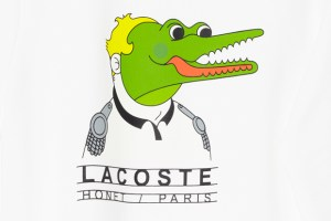 Lacoste L!VE x Honet capsule collection