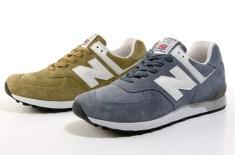 New Balance 576 Flimby (Olive & Navy)
