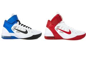 Nike Air Max Fly By (White/Varsity Royal & White/Varsity Red)