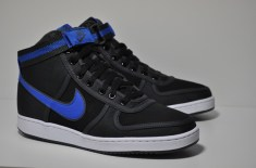 Nike Vandal (Black/Royal Blue)