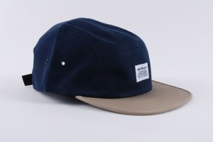 Norse Projects SS11 5 Panel Caps