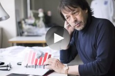 Video: Peter Saville Interview