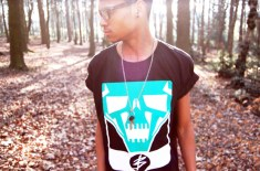 Bogus Clothing 'Robot Skull' T-Shirts