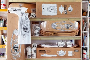Carhartt x Lovenskate 'Tea-rrific' boxset