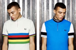 Fred Perry Blank Canvas Cycle Shirt