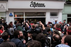 Recap: Johnny Cupcakes London Grand Opening