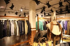 New Liberty Menswear Department