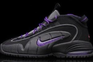 """Nike Air Max Penny 1 """"Phoenix"""" (Black/Club Purple)"""