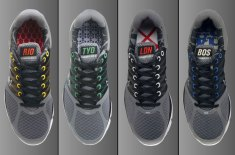 Nike LunarGlide+ 2 City Pack 2011