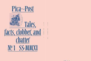Oi Polloi presents Pica-Post No.1