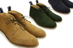 Oliver Spencer SS11 Chukka Boot Suede