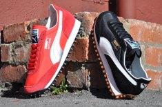 Puma Fast Rider (Red/Black & Black/Gum)