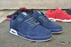 Supra Avenger (Red, Navy & Black)