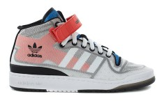 Adidas Forum Mid Lite (White/Blue/Red)