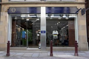 Fred Perry Laurel Wreath Manchester Store Refit