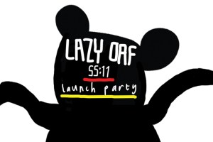 Lazy Oaf SS11 Launch Party