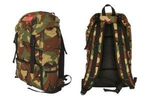 Manhattan Portage Cordura Hiker Backpack (Camo)