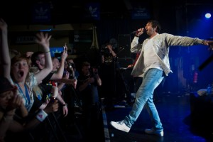Adidas is 'All In' Live