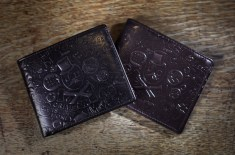 AnyForty x J3 Concepts Leather Wallets