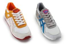 asics GT II (Orange/White & Grey/Blue)