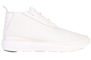 Nike Lunar Chukka Woven+ (Summit White/White)