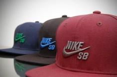 Nike SB Icon Snapbacks