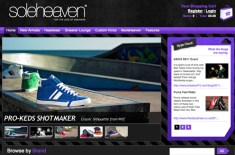 Soleheaven launches new site