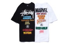 Stüssy x Marvel Series One