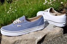 Vans Era NS CA (Mirage Blue & White)