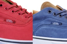 Vans Vault Era 46 LX Nubuck (Red & Blue)