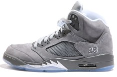 Air Jordan V (Light Graphite/Wolf Grey)