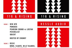 "Hessle Audio ""116 & Rising"" launch party"