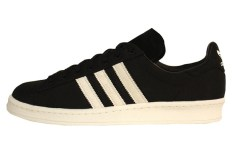 Adidas Campus 80's Canvas (Black)
