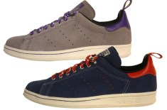 adidas Originals Stan Smith 'Outdoor' (Grey/Purple & Navy/Red)