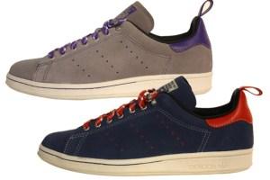 adidas Originals Stan Smith 'Outdoor' (Grey/Purple & Navy/Red)