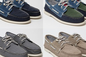 Band of Outsiders for Sperry Top-Sider SS11 collection