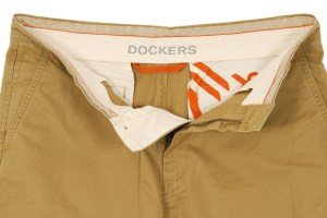Dockers Slouch Tapered Khaki Pant
