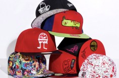 New Era 'Artist Series' collection: Jon Burgerman
