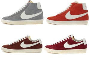 Nike Blazer Vintage SS11 (Mid & Low)